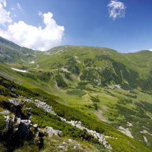 Karpaten, Rodnei Gebirge