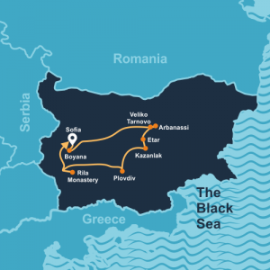 Map-EN-Highlights-of-Bulgaria
