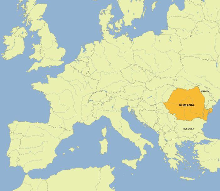 Romania in Europe